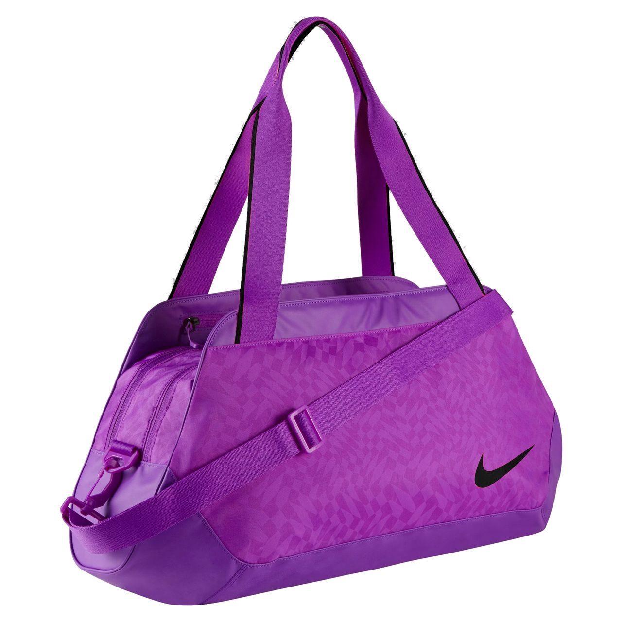 спортивная женская сумка demix