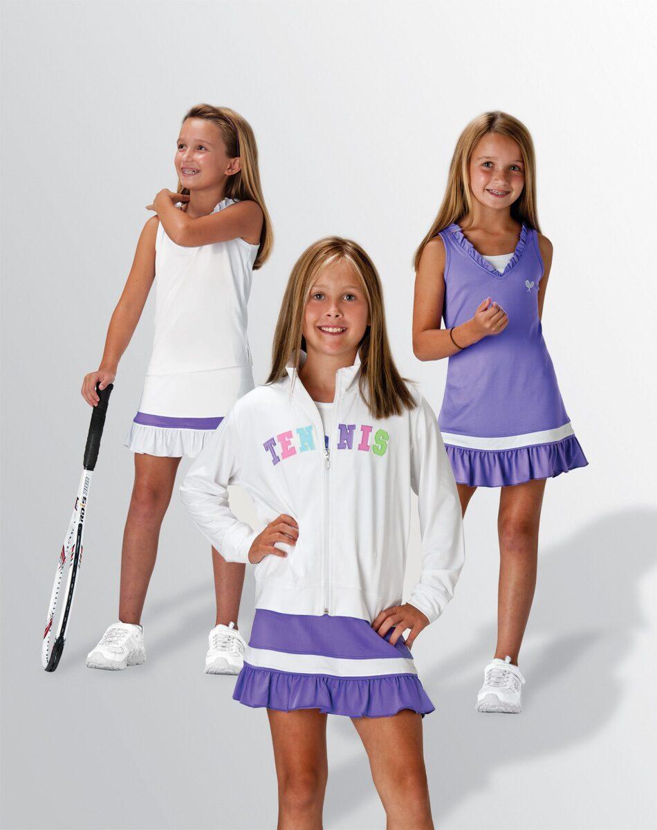 Платье для тенниса купить 7