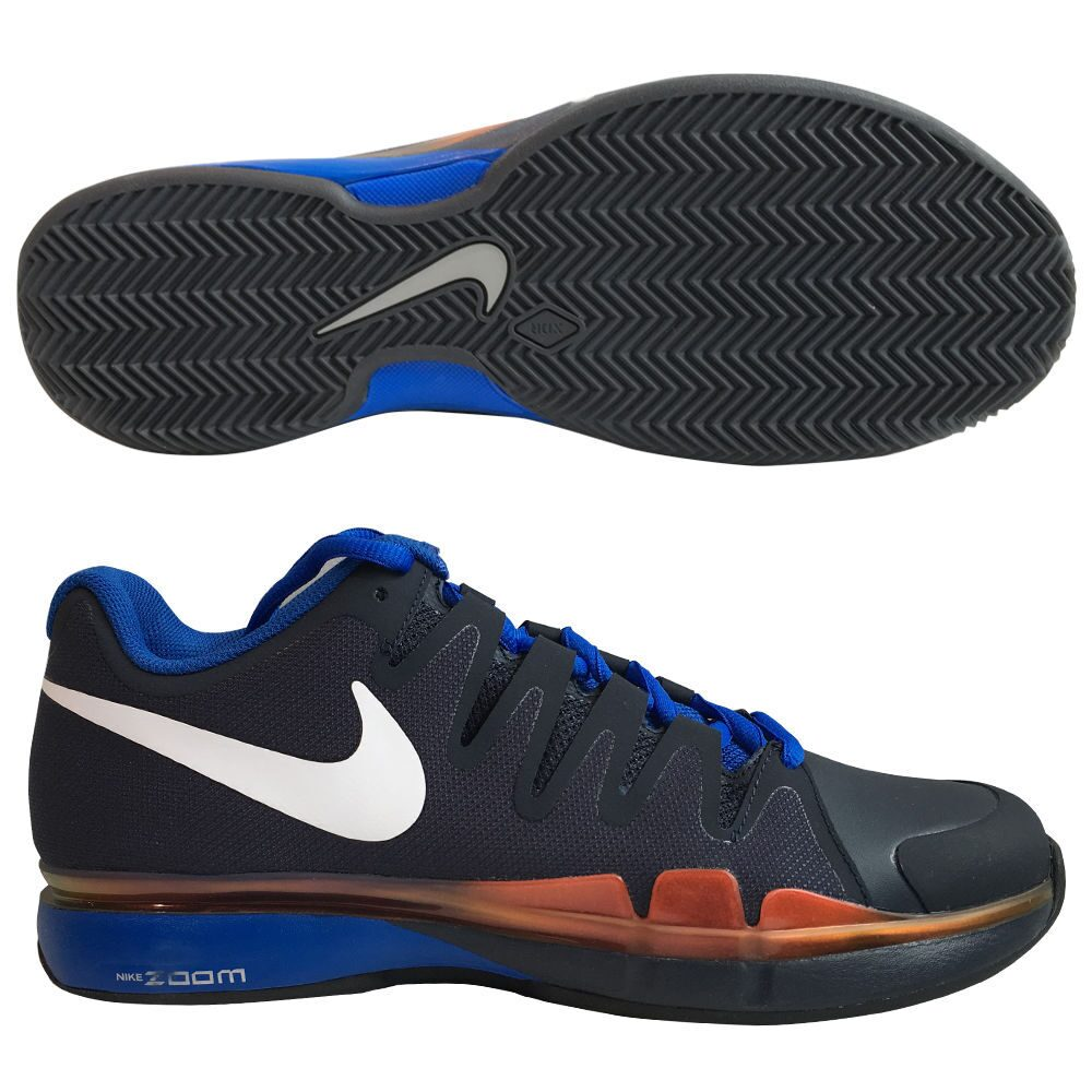 Кроссовки мужские Nike Zoom Vapor 9.5 Tour грунт - купить в интернет ... e3e542fb7fb06