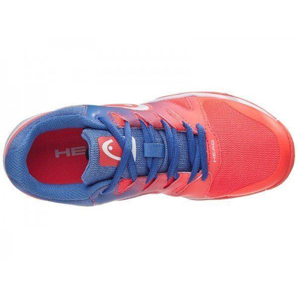 678ce8bcb Кроссовки детские для тенниса HEAD Sprint 2.0 Junior оранжевые ...