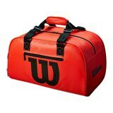 Сумка Wilson Duffle Tennis Bag Red