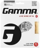 Теннисная струна Gamma Live Wire XP 12 м