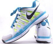 Кроссовки Nike RF Zoom Vapor 9 Tour White Royal Blue Volt