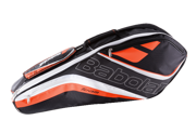 Сумка Babolat Team x 3 fluo red