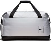 Сумка теннисная Nike Court Advantage Tennis Duffel черно-белая