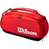 Сумка Wilson Super Tour Small Duffle Red