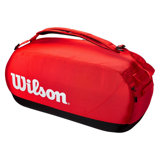 Сумка Wilson Super Tour Large Duffle Red