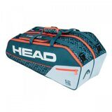 Сумка Head Core 6R Combi Grey/Orange